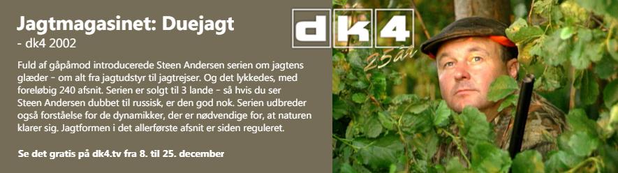 dk4 25 aar - 8. december - Jagtmagasinet - Duejagt