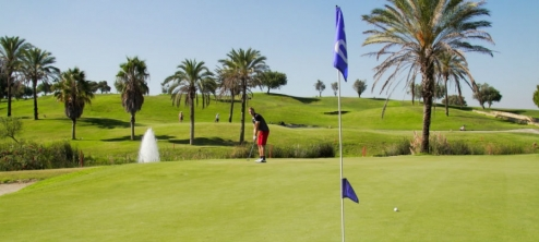 Golf i Portugal: Algarve (2:2)